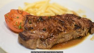 MSC Cruises Food from Main Dining Room Dinner on Divina 65+ Items (4K)