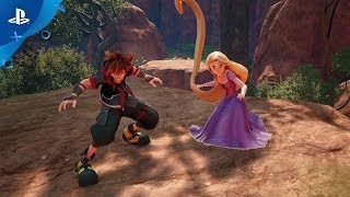 Kingdom Hearts III – E3 2018 Square Enix Showcase Trailer | PS4