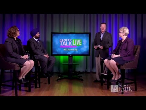 Cancer Talk Live: Lung Cancer Screening