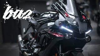 YZF R1 Vs S1000RR, CBR1000RR Top speed 299km/h | BAZ Channel