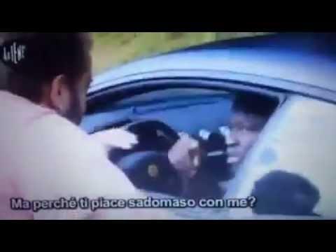 Sulley Muntari destroys pranker's ipad