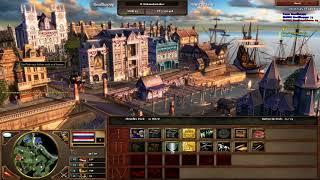 Let's Battle Together Age of Empires III - 77 - Totgesagte leben länger [Battlebrothers/HD+]