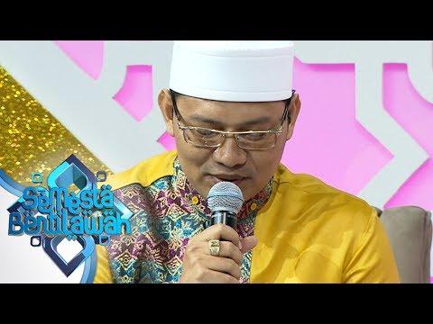 Suara Merdu Ustadz Muchtar Saat Mencontohkan Tilawah - Semesta Bertilawah Episode 16