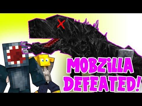 Minecraft - Crazy Craft 2.2 - Mobzilla DEFEATED! [28]