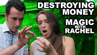 Destroying Money: Magic w/ Rachel Ballinger