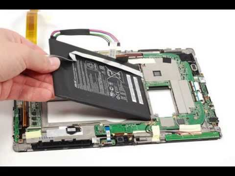 How to replace your Asus Transformer Battery. TF101