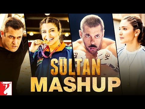 Mashup: Sultan | Vishal And Shekhar | Salman Khan | Anushka Sharma