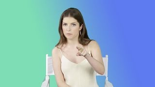 Anna Kendrick Gives Hilariously Perfect Life Advice