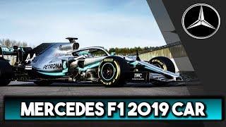 Mercedes F1 2019 CAR Launch!