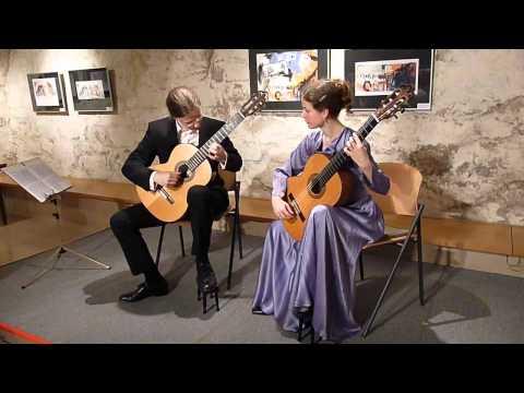 Tomaso Albinoni: Adagio, peformed by Guitar Duo Klemke