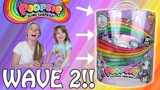 POOPSIE UNICORN WAVE 2!! BEST HACK TO FIND THE ONE YOU WANT!
