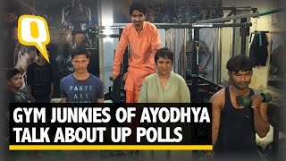 The Quint: Does Ram Mandir Matter to Fitness Freaks in Ayodhya This Election?