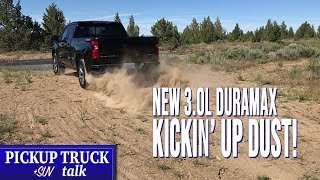 Is It Any Good? 2020 Chevy Silverado 1500 Baby Duramax First Drive