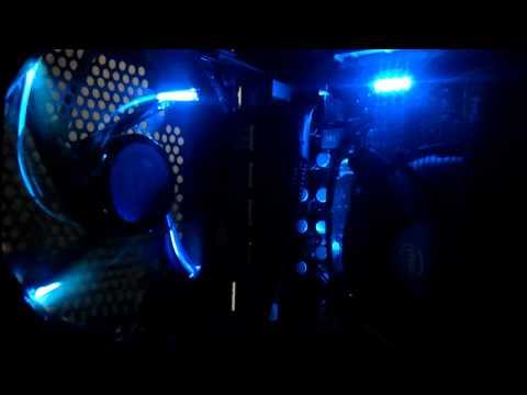 Cooler Master SickleFlow 120mm Blue LED Case Fan R4-C2R-20AC-GP