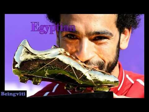 MOHAMED SALAH | Golden Boot Award |Beautiful Wife & Daughter were Present