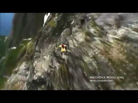 2008Dec2 Most dangerous sport in the world: Wingsuit flying mp4 Matchstick Production skimovie