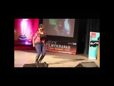 Deepa Shree Niraula dances like rekha thapa in kali song - slowly...