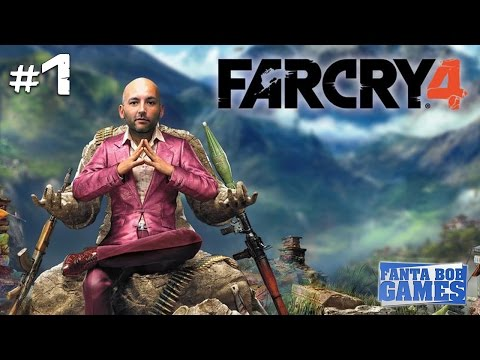 Far Cry 4 [PC] - Ep.1 : Fanta en Liberté - Playthrough FR 1080 par Fanta
