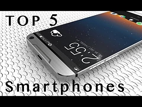 Top 5 Android Smartphones 2016 Camera and Battery