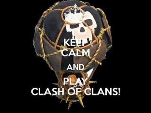 Clash of Clans - Keep Calm and Play Coc