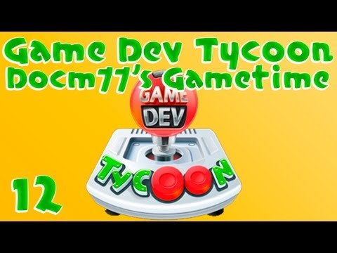 Releasing Our First MMO? - Game Dev Tycoon w/ Docm77 - #12