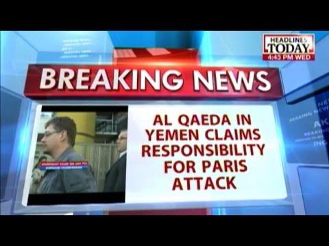 Paris attacks: Al Qaeda in Yemen claims responsibility