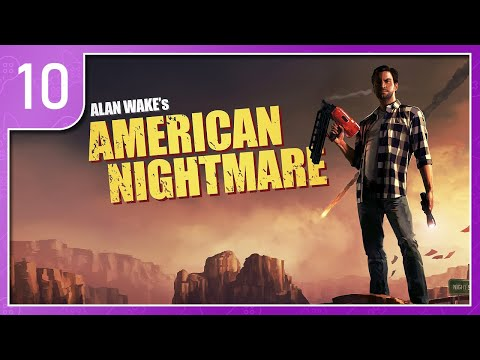 Alan Wake's American Nightmare - Part 10 ~ Save Emma (Walkthrough) [HD]