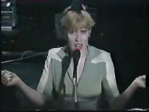 Hazel O'Connor Molotov Cocktail