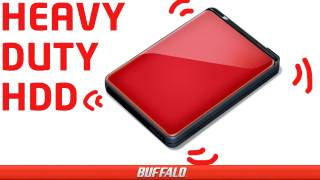 Buffalo Mini Station USB 3.0/2.0 Portable HDD