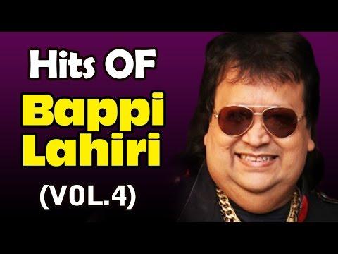 Hit Songs of Bappi Lahiri - Vol 4