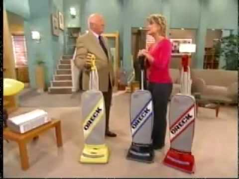 Oreck Vacuum Cleaners