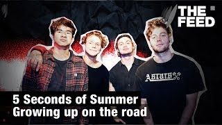 Download Lagu 5 Seconds of Summer: Growing up on the road Gratis STAFABAND