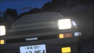 Initial D Fourth Stage PV