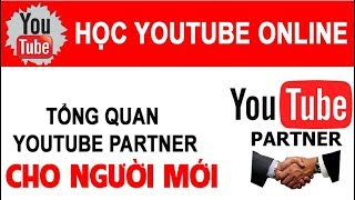 Khóa Học Kiếm Tiền Trên Youtube Online Chuyên Sâu cho người mới - Bắt đầu Cơ Bản từ con số 0