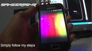 Install Android 4.1 jelly bean bootanimation on Your Android