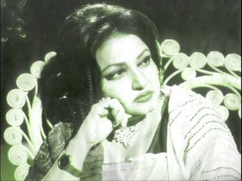 Noor Jahan *Mein Te Mera Dilbar Jaani* punjabi song-5