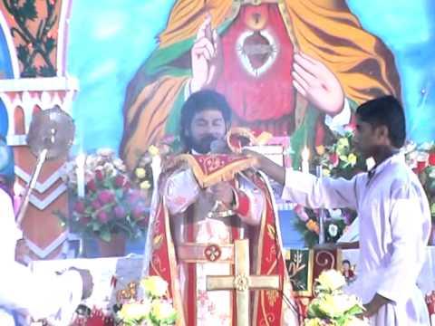 Syro Malankara Catholic Church(puthur Vayal) Fr. Eldho Karikkombil - Malayalam Holy Mass Part 4 video
