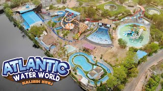 ATLANTIC WATER WORLD KALINDI KUNJ | WATER PARK IN DELHI