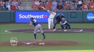 Texas Baseball vs Rice LHN Highlights [April 9, 2019]