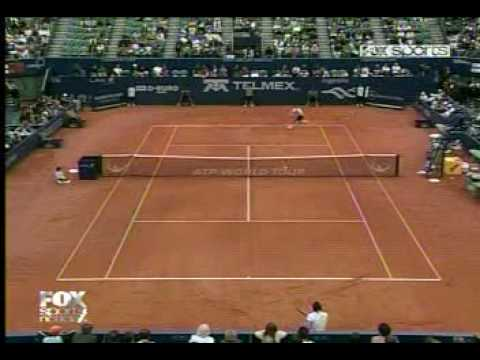 JUAN MONACO FINAL TELMEX 2009 Video