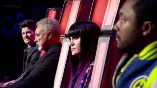 Emmy J Mac FULL Blind Audition- Put Your Records On