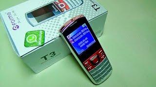Forme T3-супер компактный телефончик за 19$!/Forme T3 Super Mini