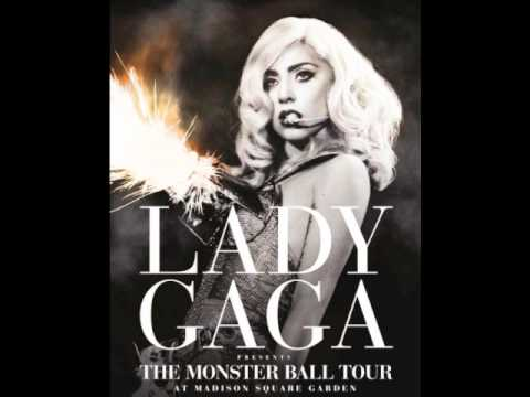 17 Poker Face - Lady Gaga (Audio Monster Ball HBO) by: Fran Bornes