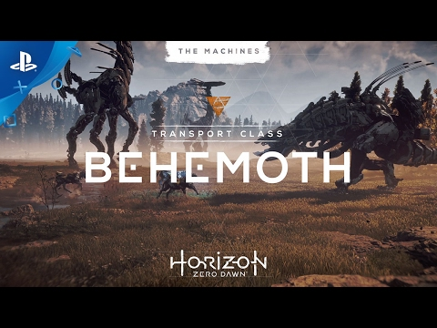 Horizon Zero Dawn - The Machines: Behemoth | PS4