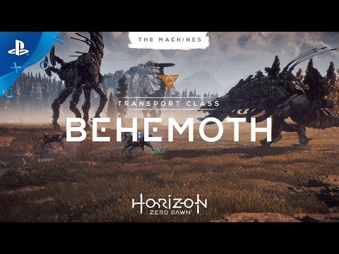 Horizon Zero Dawn - The Machines: Behemoth | PS4
