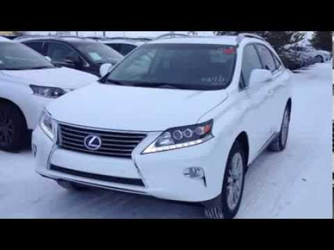 2014 lexus rx 450h awd hybrid technology package review