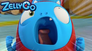 ZellyGo | Sonic Boom | HD Full Episodes | Kids TV Shows | Cartoons for Kids | WildBrain Cartoons