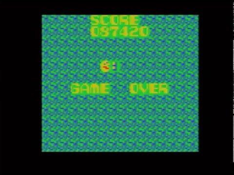 タイニーゼビウス TINY XEVIOUS PC-6001 1984