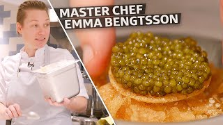 How Chef Emma Bengtsson Runs a Two-Michelin-Starred Swedish Restaurant in NYC — Mise En Place