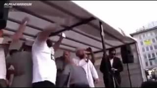 Serentak masyarakat Jerman Masuk Islam